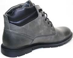 Мужская зимняя обувь ботинки Ikoc 3620-3 S