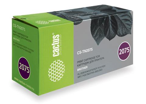Картридж Cactus CS-TN2075