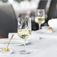 Бокал для вина Koziol Superglas CLUB NO. 4, 350 мл, розовый, фото 6