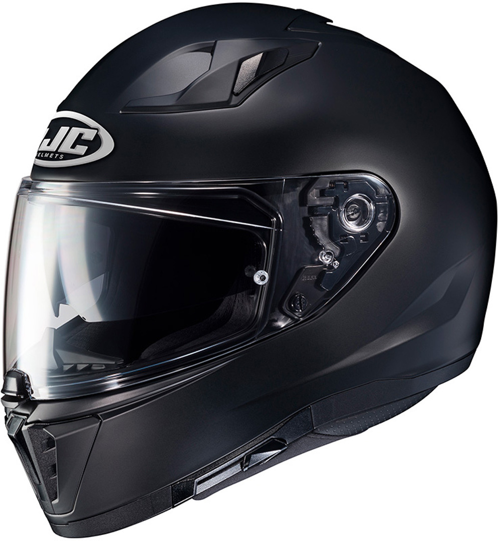 HJC I90 Semii Flat Black