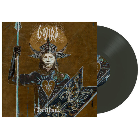 Gojira / Fortitude (Limited Edition)(Coloured Vinyl)(LP)