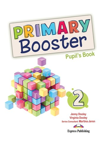 Primary Booster 2 PUPIL'S BOOK (INTERNATIONAL)