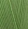 Пряжа Alize COTTON GOLD  485 (зеленый горошек)