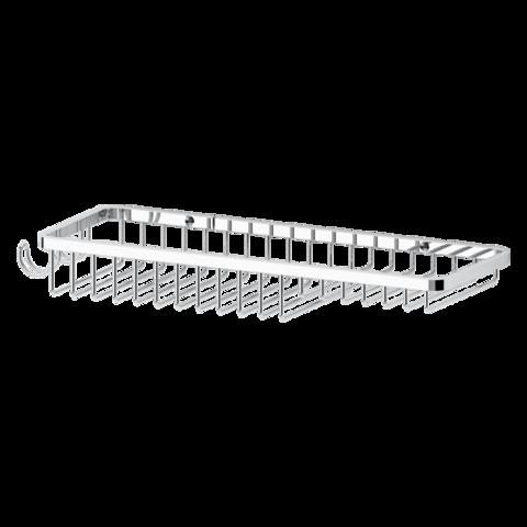 Полочка-решетка комбинированная 28 см RYNA  RYN024 FBS