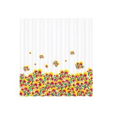 Шторка для ванной тканевая WasserKRAFT Leine SC-50101 180х200 см