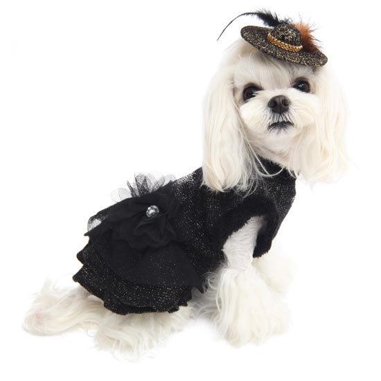 купить теплое платье для маленьких собак