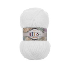 Пряжа Alize Softy Plus цвет 055