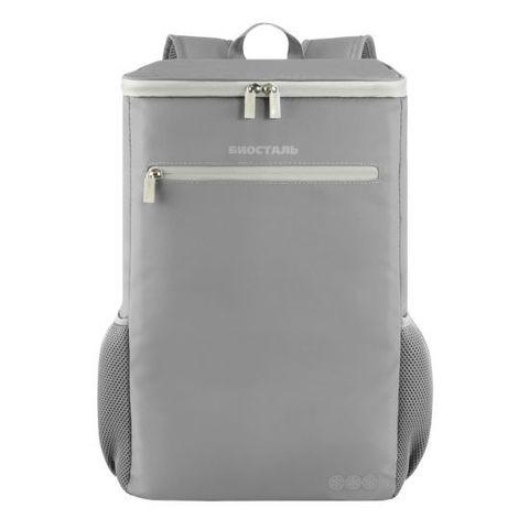 Рюкзак-холодильник Biostal Сити (25 л.), серый