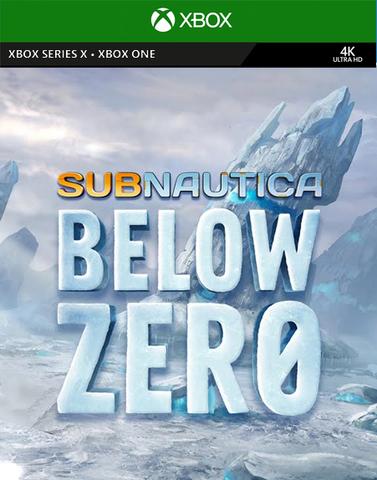 Subnautica: Below Zero (Xbox, русские субтитры)
