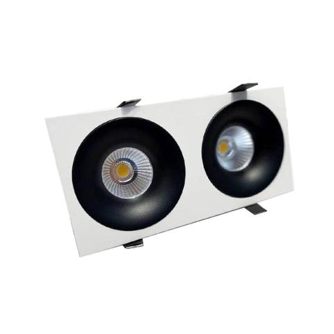 T06-6016 BLACK - 2шт. + IT06-6016 FR2 WHITE фото