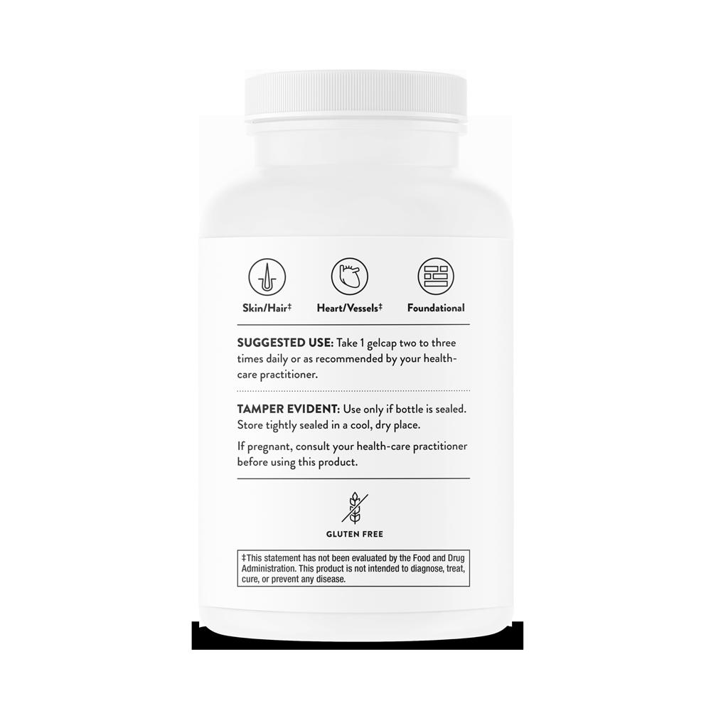Omega Plus (EPA & GLA), Thorne Research