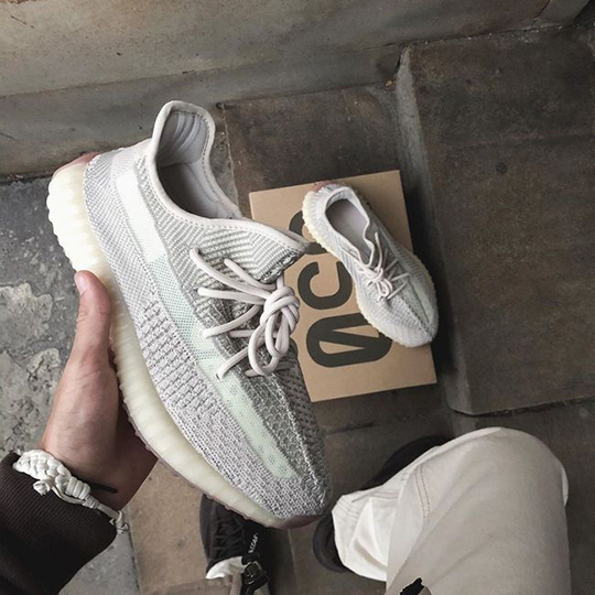 Adidas Yeezy Boost 350 V2 Citrin Reflective All
