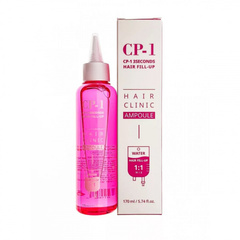 CP-1 Филлеры для волос максимальное восстановление 3 Seconds Hair Fill-up Ampoule 170 мл