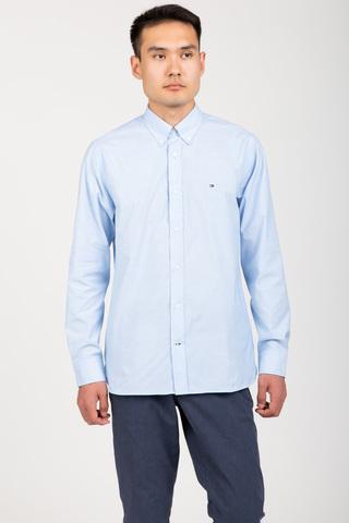 Рубашка NATURAL SOFT POPLIN SHIRT Tommy Hilfiger