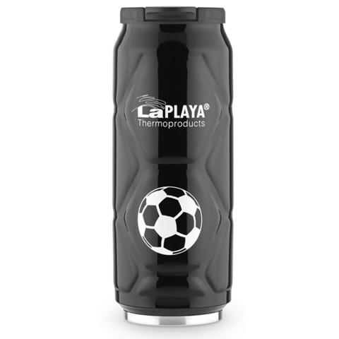 Термокружка LaPlaya Football Can (0,5 литра), черная