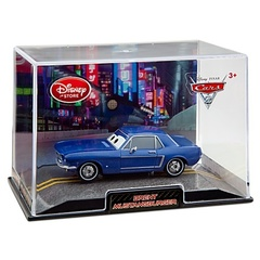 Cars 2 Die Cast - Brent Mustangburger