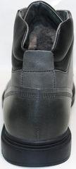 Кожаные ботинки мужские Ikoc 3620-3 S