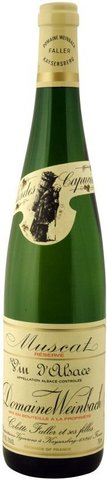 Вино Мускат Резерв геогр. наим. 2013 белое сух. 0,75 л  13% Франция