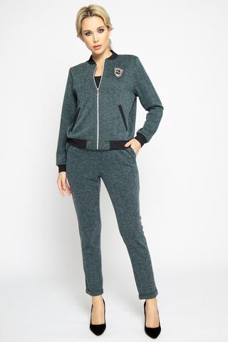 <p><span>Очень удобные брюки с карманами. Пояс на резинке.(Длины: 44-52р = 96см)</span></p>