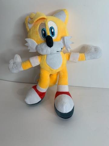 Мягкая игрушка Тейлз Прауэр желтый (Соник)