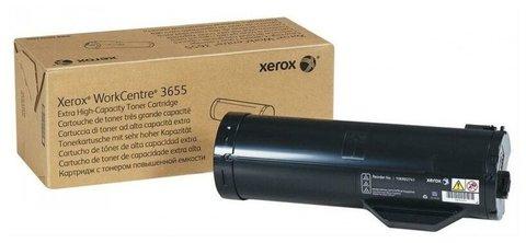 Оригинальный картридж Xerox 106R02741 черный