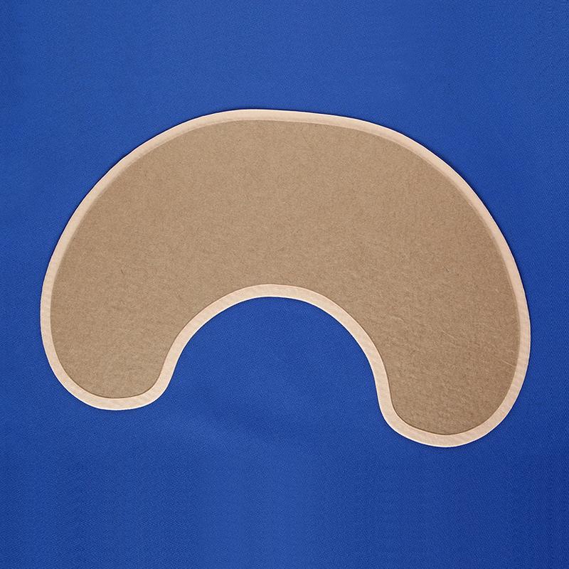 Электрод для терапии, поверхностный, воротниковый малый (79,05 руб/шт)