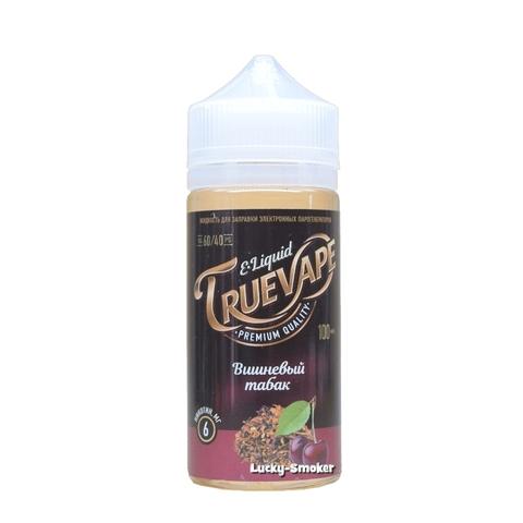 Жидкость True Vape 100 мл Вишнёвый Табак