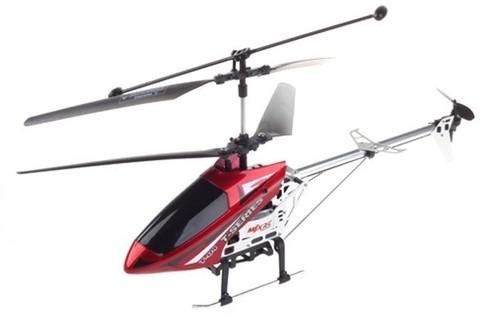 Радиоуправляемый вертолет MJX R/C i-Heli Shuttle Red T64/T604 - T64-R