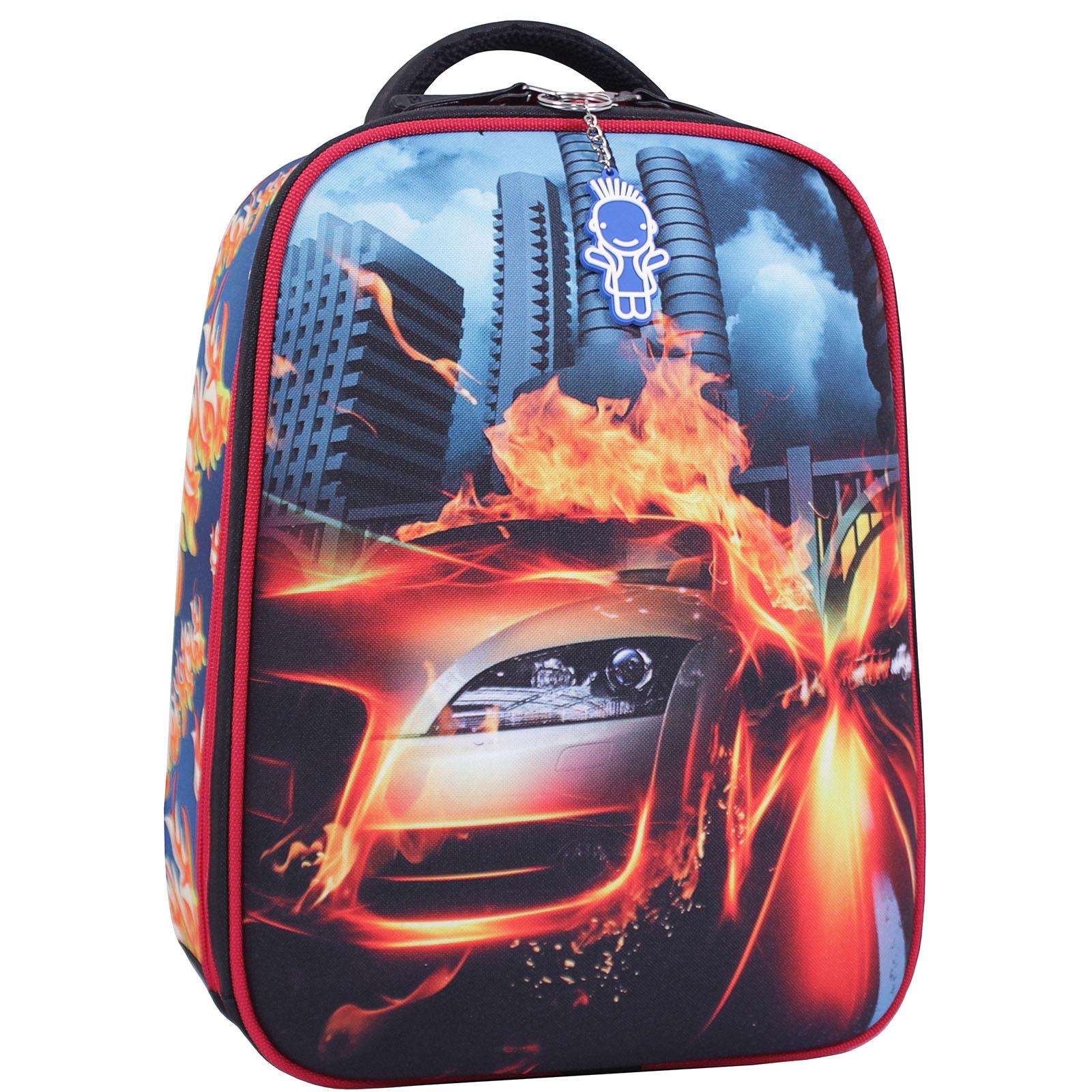 Школьные рюкзаки Рюкзак Bagland Turtle 17 л. черный 500 (0013466) IMG_2055_суб.500_.JPG