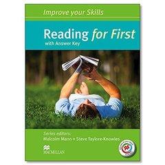 Improve Your Skills FCE Reading SB W/Key +MPO