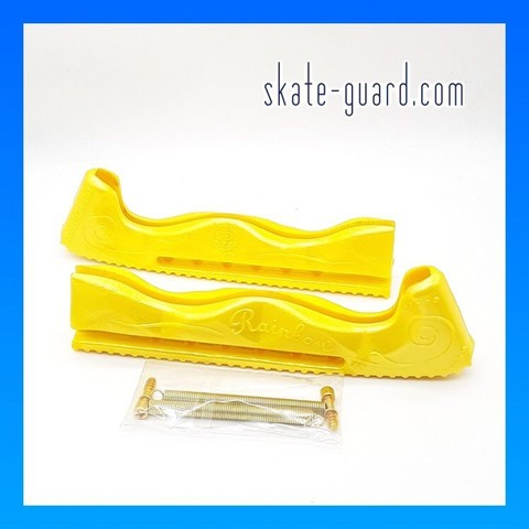Защита лезвий Skate-Guard (желтый перламутровый)