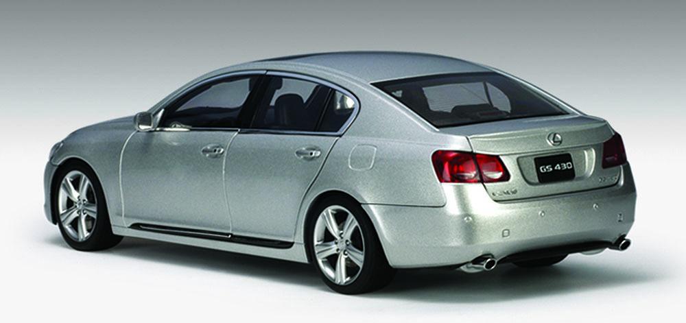 Коллекционная модель Lexus GS430 2006 Silver