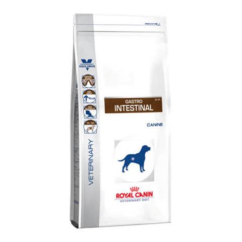 14 кг. ROYAL CANIN Сухой корм для взрослых собак при нарушениях пищеварения Gastro-Intestinal GI 25
