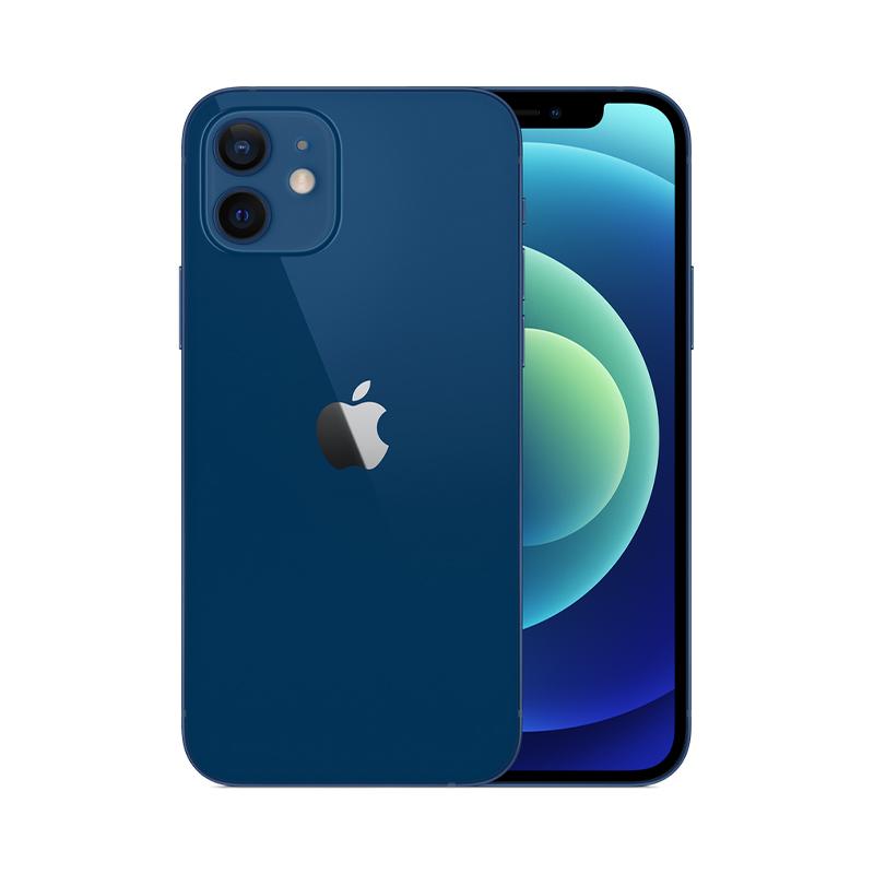iPhone 12, 256 ГБ, синий