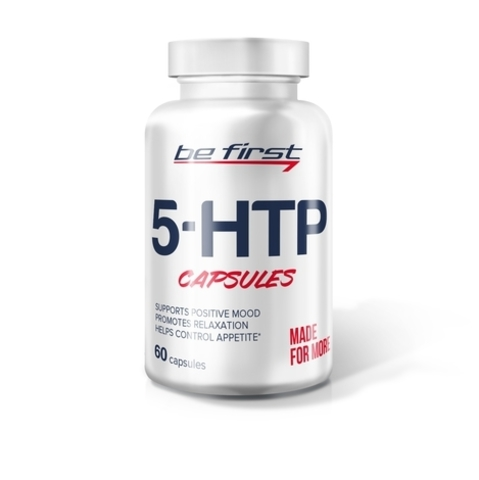 Be First 5-HTP 60 капсул