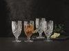 Noblesse - Набор 4 шт многофункциональных высоких бокалов 350 мл