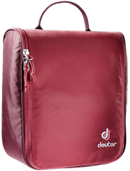 Косметичка Deuter Wash Center II Cranberry/Maron