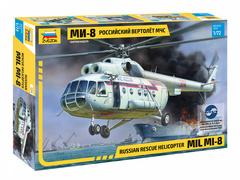 Вертолет Ми-8 МЧС