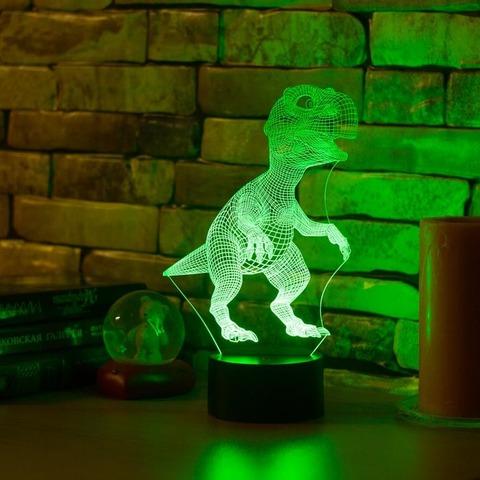 Светильник Тираннозавр Рекс