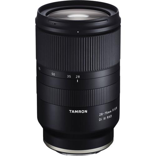 Объектив Tamron 28-75mm F/2.8 купить в интернет-магазине Sony Centre