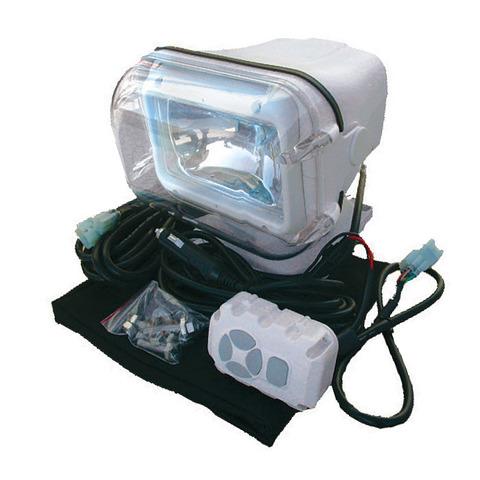 Прожектор стационарный ксеноновый, с проводным пультом ДУ, белый (серия 970)