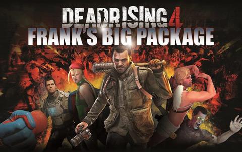 DEAD RISING 4 - Frank's Big Package (для ПК, цифровой ключ)