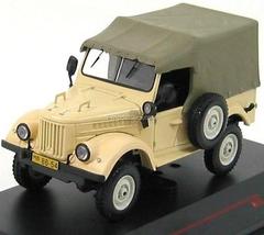 GAZ-69 beige 1954 IST Models 1:43