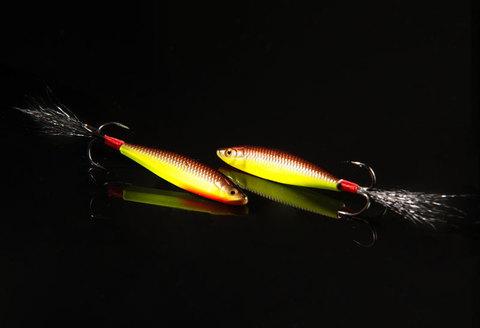 Бокоплав ручной работы Fire Fish цвет 004