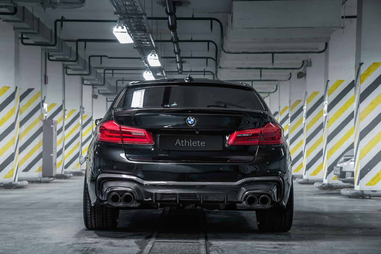Обвес Ronin Design для BMW 5er G30
