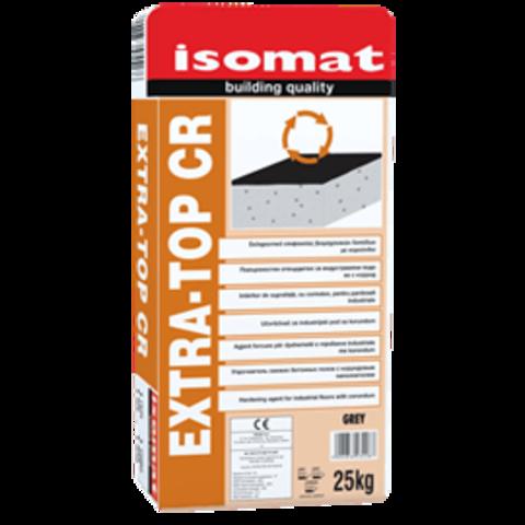 Isomat Top CR/Изомат Топ ЦР упрочнитель промышленных полов с корундовыми наполнителями