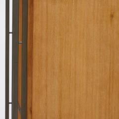 Шкаф Secret De Maison CITY ( mod. CTY B06 ) металл/дерево акация,  коричневый дым (smoke brown B034)
