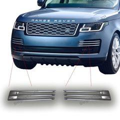 решетки переднего бампера Range Rover 2018