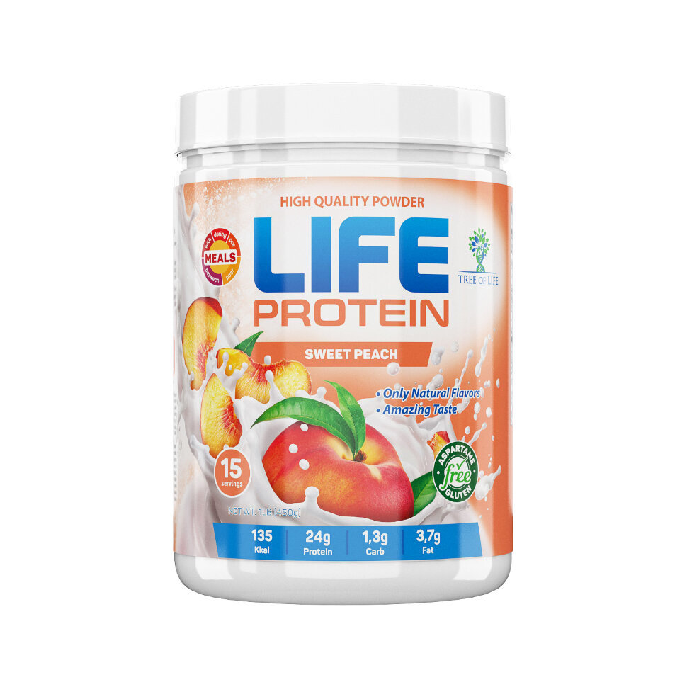 Tree of Life LIFE PROTEIN (454 г)