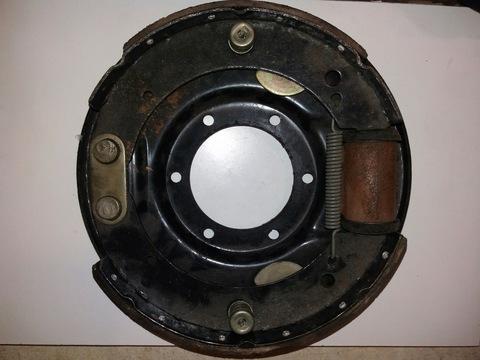Тормозной диск задний в сборе УАЗ 452 469 3160 Патриот  (барабанный тормоз)